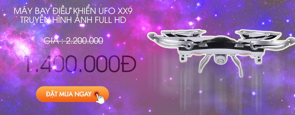 Máy Bay Điều Khiển UFO XX9