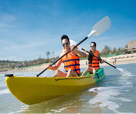 Hướng Dẫn Chọn Bộ Dụng Cụ Câu Cá Khi Câu Bằng Thuyền Kayak