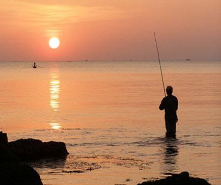 Những Điều Cần Biết Về Câu Cá Bờ Biển
