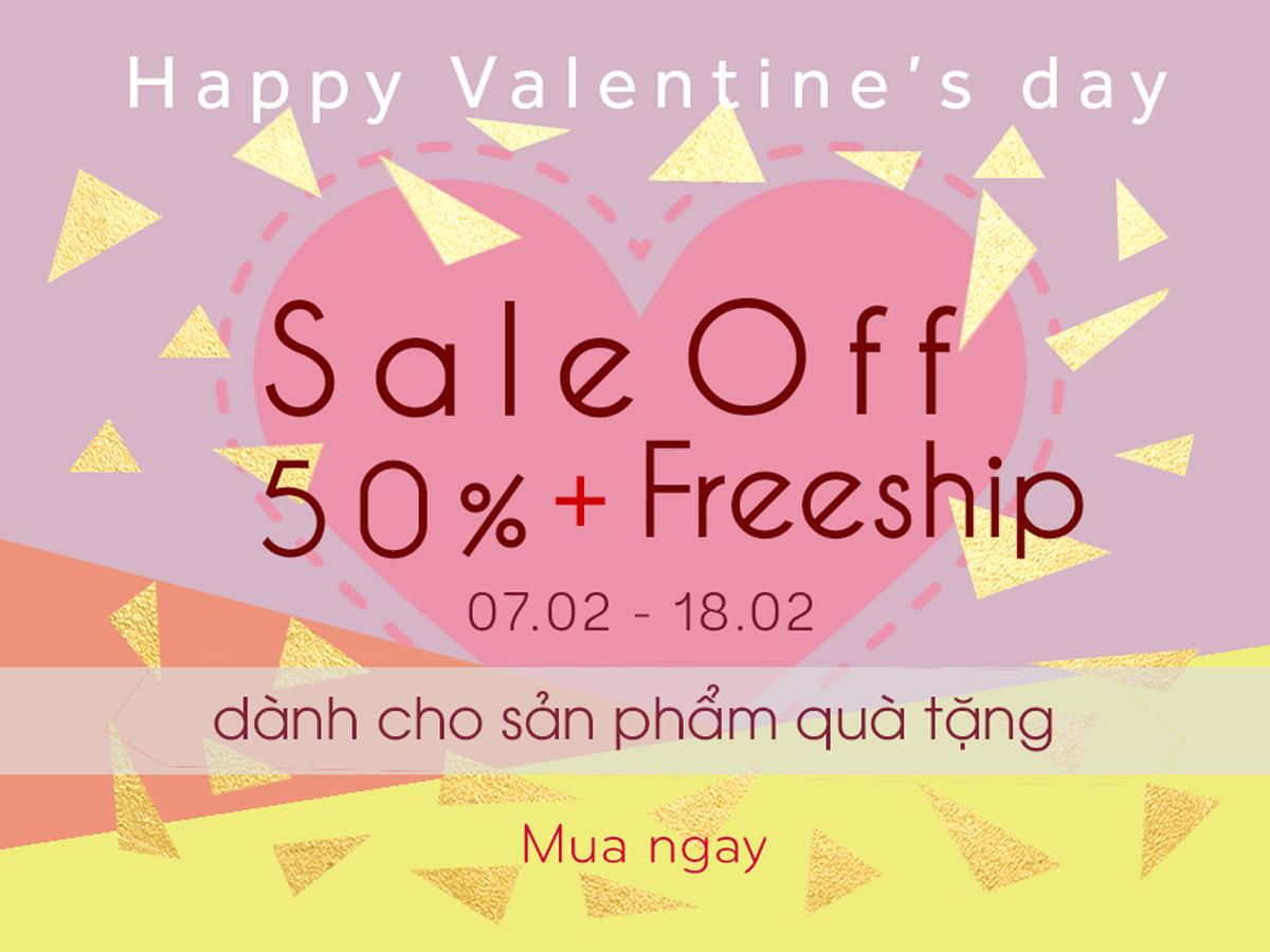 Tin khuyến mãi mùa Valentine