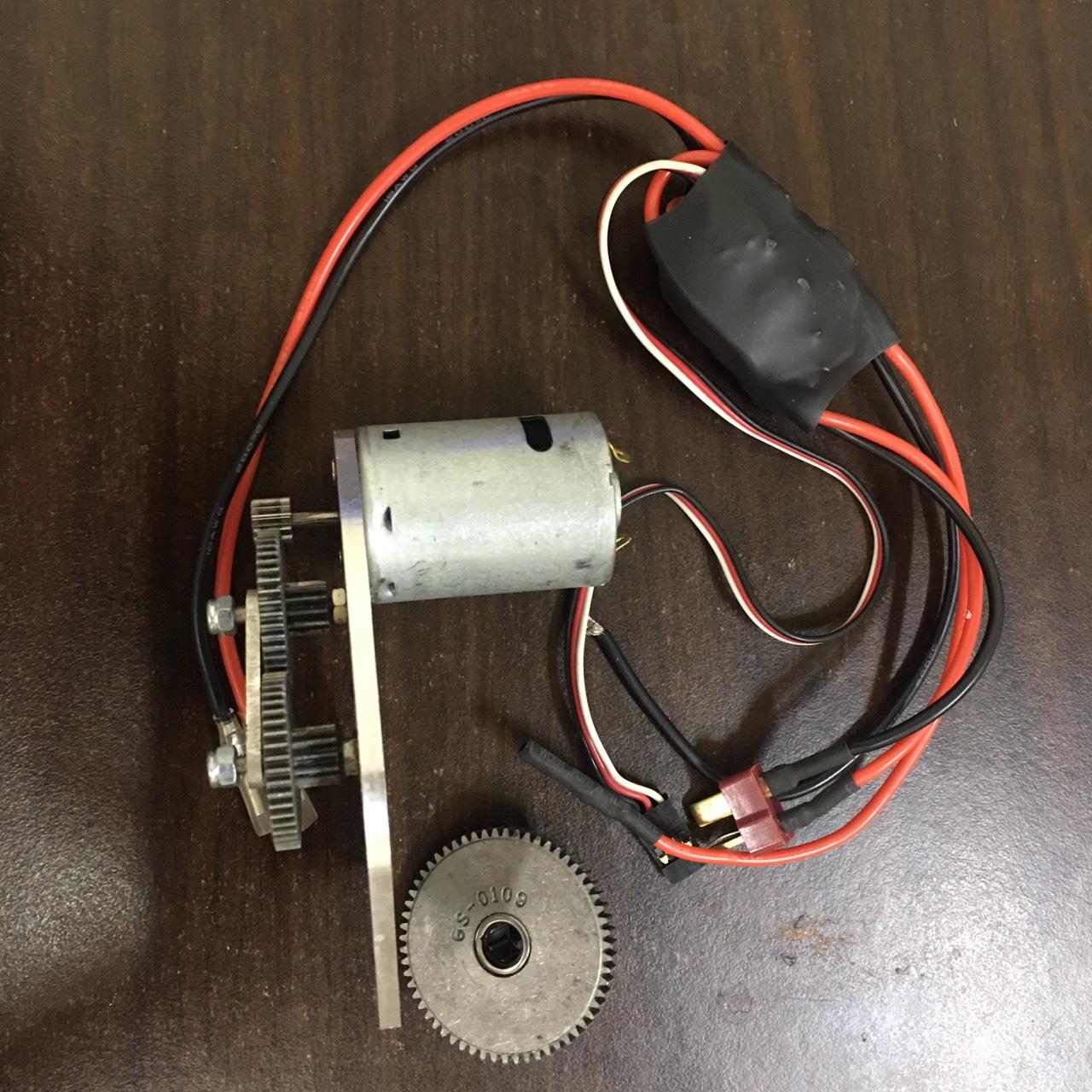 Bộ đề full  đề trên remote cho máy xe xăng nitro 1:10