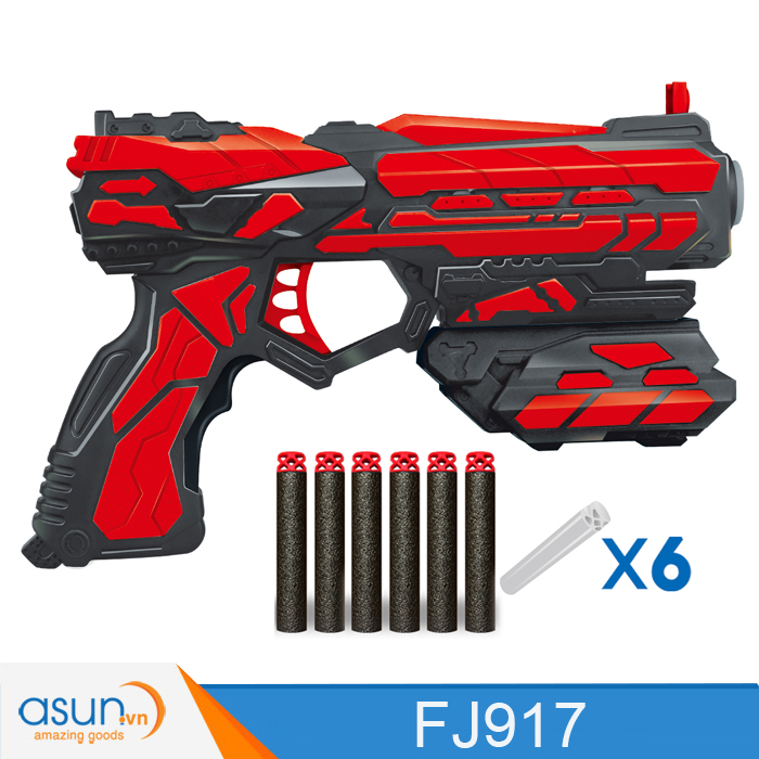 Súng Bắn Đạn Xốp Soft Bullet Gun FJ917