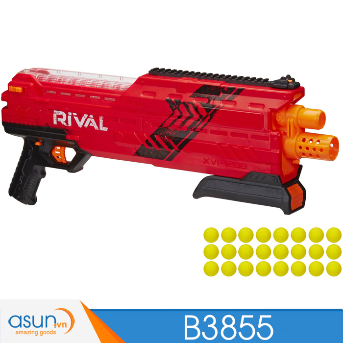 Súng NERF RIVAL ATLAS XVI-1200 B3855-B3856