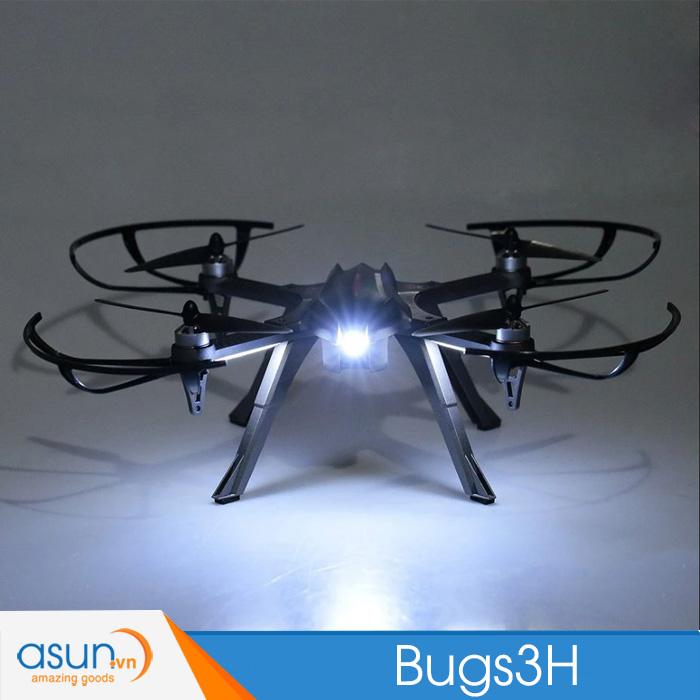 Máy Bay Điều Khiển Từ Xa MJX Bugs 3H Giữ độ cao B3H Camera C6000 1080P