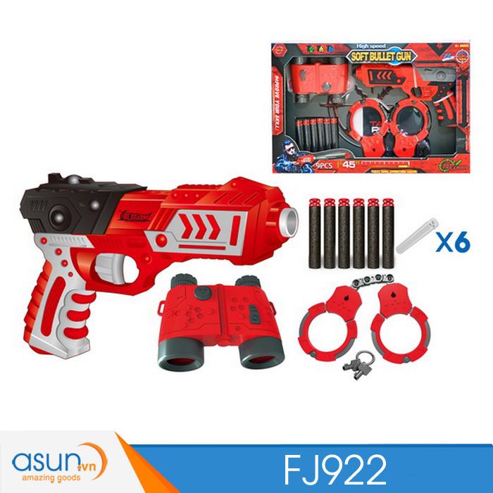 Súng Bắn Đạn Xốp Soft Bullet Gun FJ922