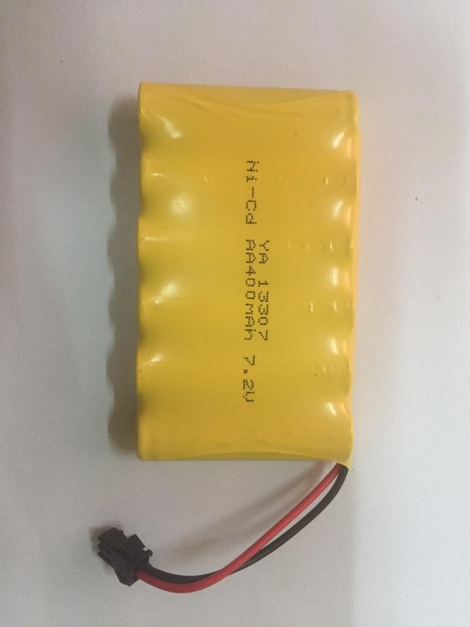 Pin 7v2 xe cào HN1550