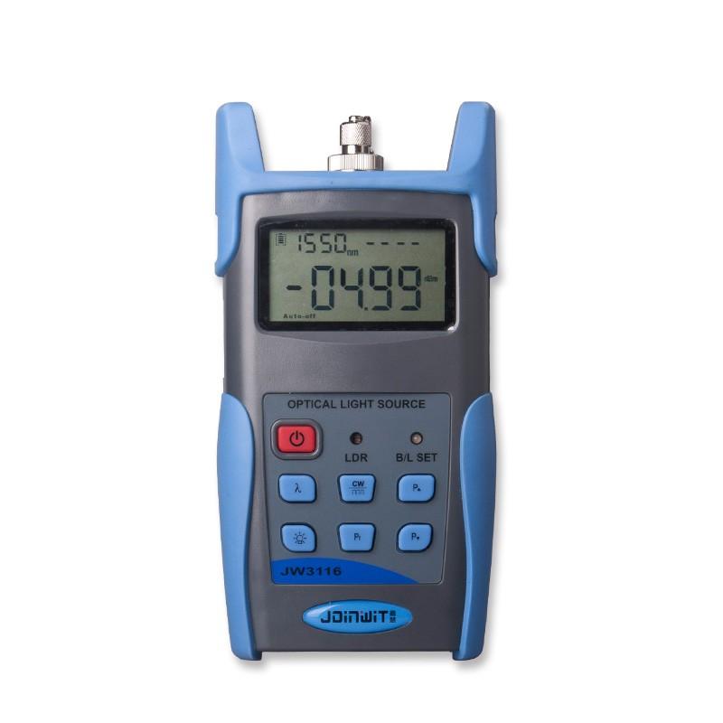 Nguồn phát công suất quang lưu dữ liệu và sạc JW3116 850/1300nm