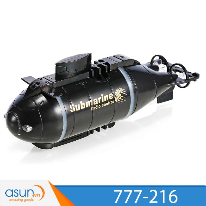 Tàu Ngầm Kilo Điều Khiển Từ Xa Submarine 777-216 HappyCow Cải Tiến