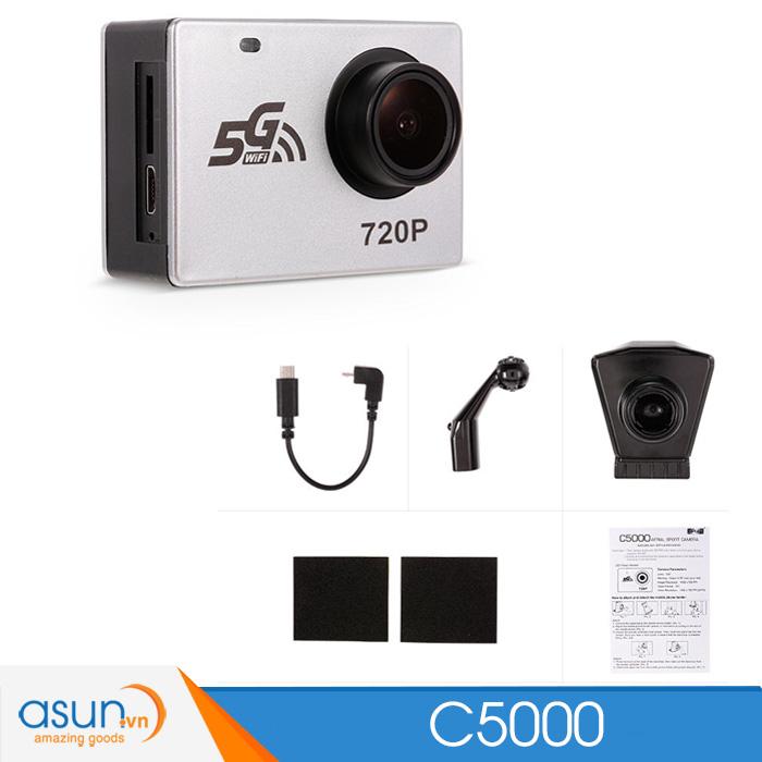 Camera Thể Thao MJX C5000 720P