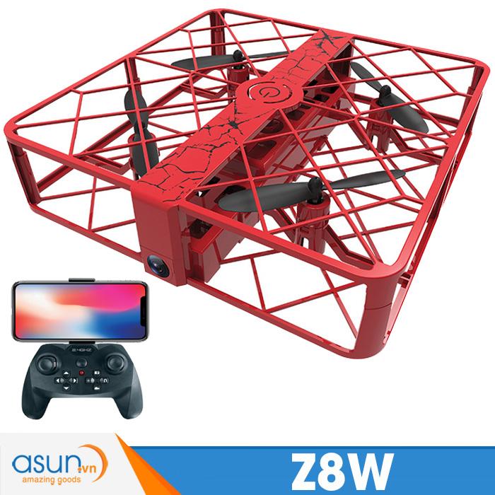 Máy Bay Điều Khiển Từ Xa Drone Z8W Camera Wifi Tự Giữ Độ Cao
