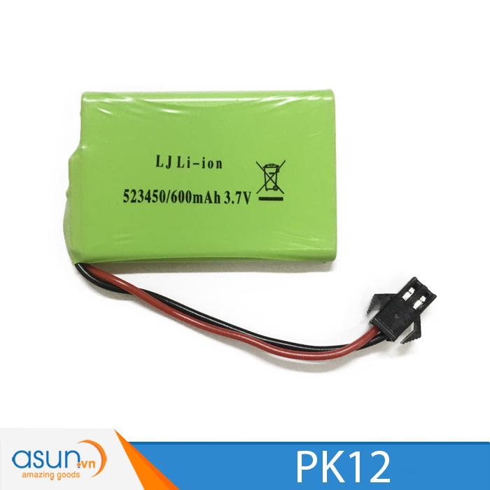 Pin Chú Khỉ Robot Thông Minh Smart Orangutan K12 3v7 600mah