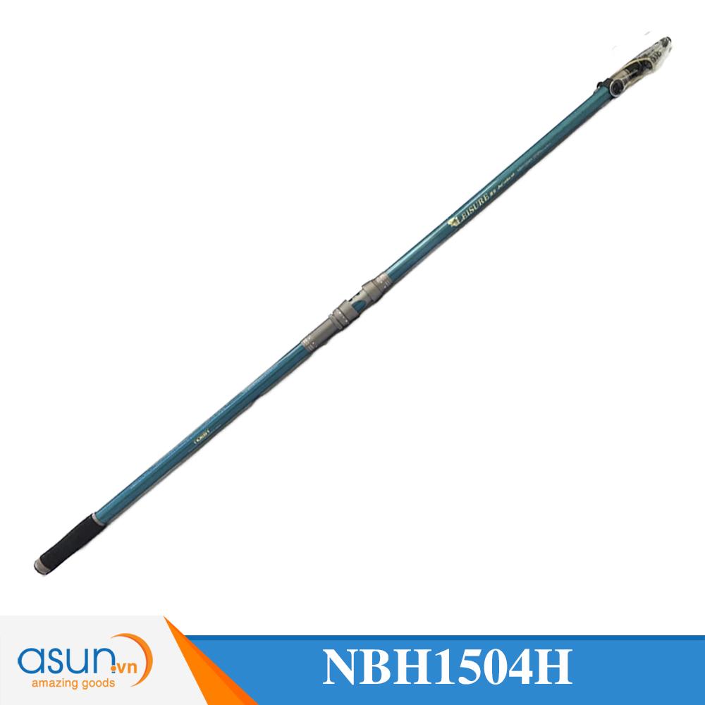 Cần Câu 4m5 Máy Rút Noeby Leisure Surf Cacbon Rod- NBH1504H- Chính Hãng