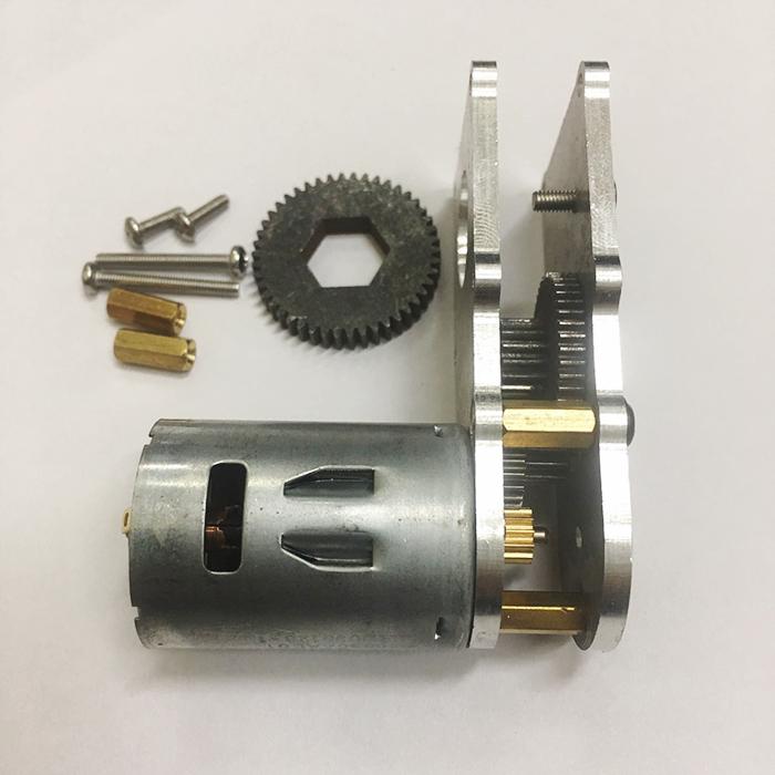 Bộ đề nhấn nút cho máy xe xăng nitro 1:10 1:8