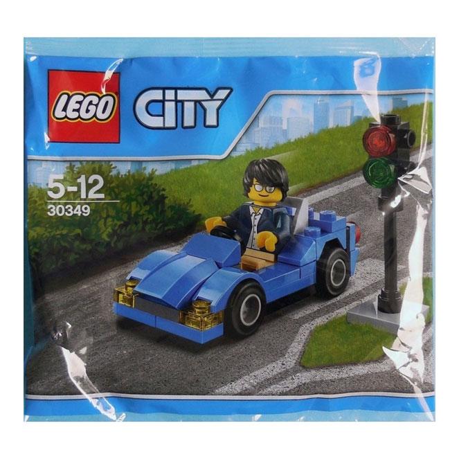 Đồ Chơi Xếp Hình - Xe Thể Thao Thương Hiệu LEGO