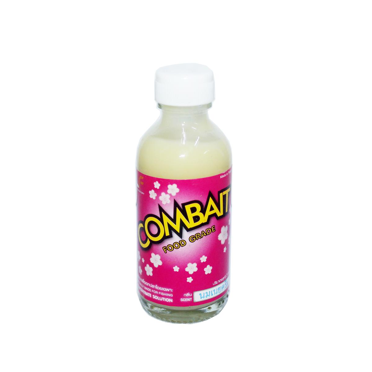 Tinh Dầu Tạo Mùi Thơm Câu Cá Thái Lan Combait Hương Bơ Sữa