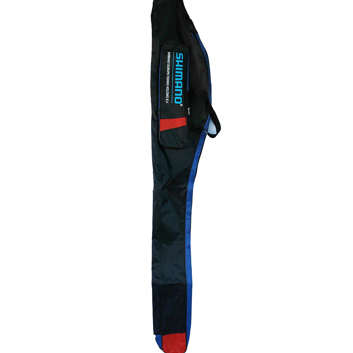 Túi Vải Đựng Cần Câu Cá Shimano cho cần hai khúc 3m Hai Ngăn