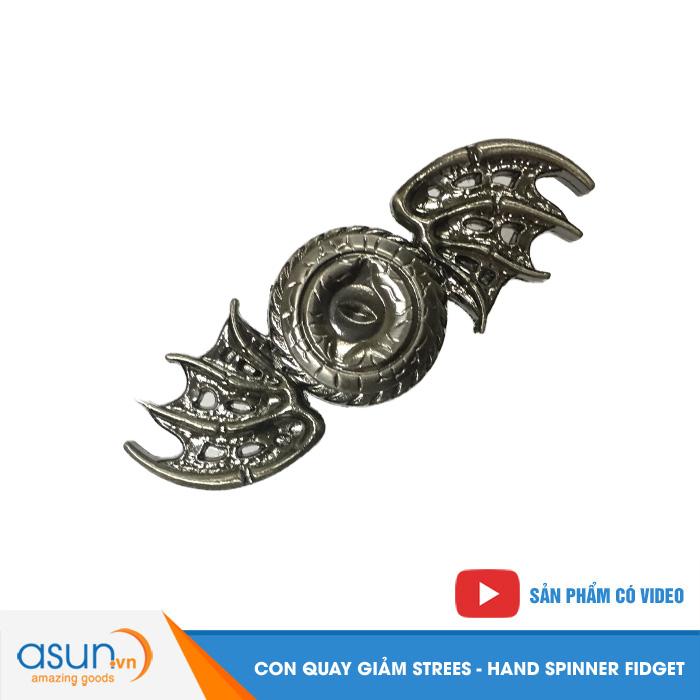 Con Quay Giảm Stress Batwing New Hand Spinner - Fidget Spinner Hot 2017