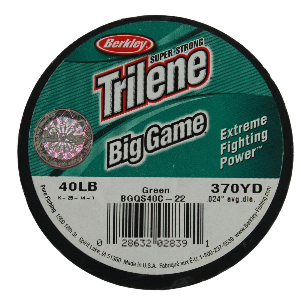 Dây Câu Cá Trilene BigGame 370YD Chính Hãng Loại Tốt