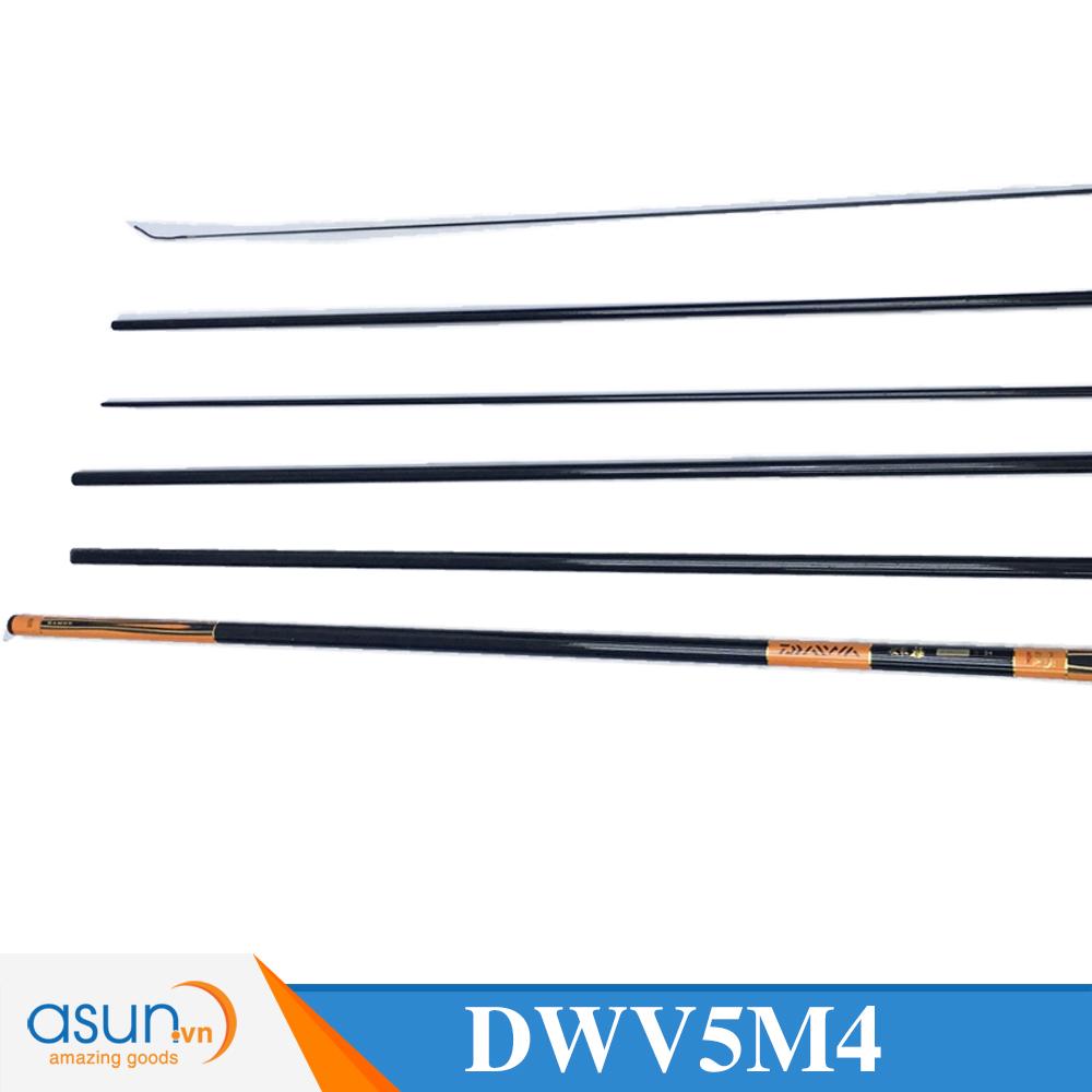 Cần Câu Tay Daiwa Super SVF Màu Cam 5m4