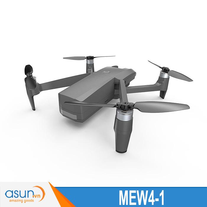Máy Bay Flycam MJX MEW4-1 Định vị GPS Camera 2K 180 độ Cảm Biến Siêu Âm và Hình Ảnh