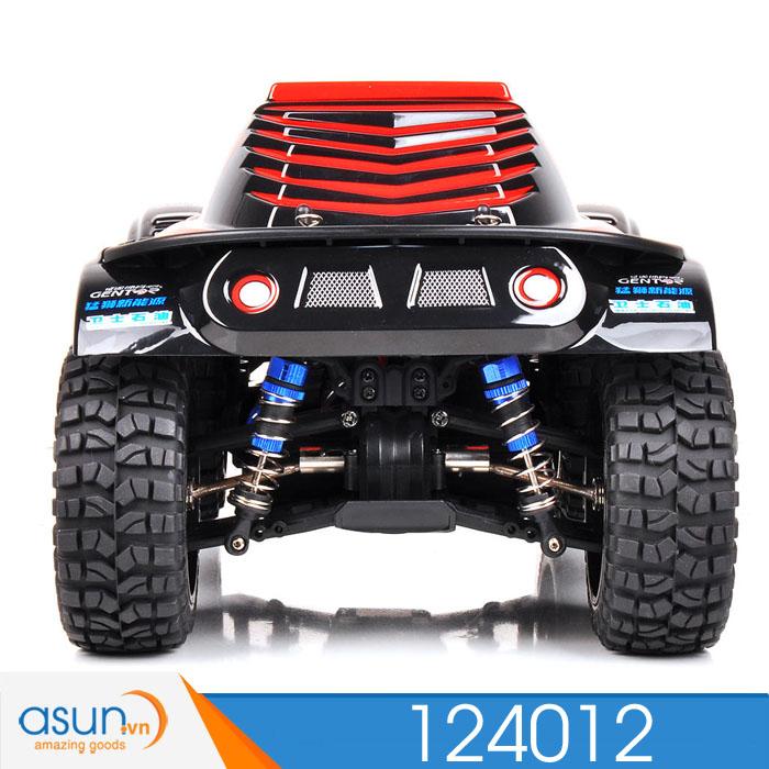 Xe Điều Khiển Từ Xa Off Road Wltoys 124012 4WD Keepower 60km 1:12 tốc độ cao