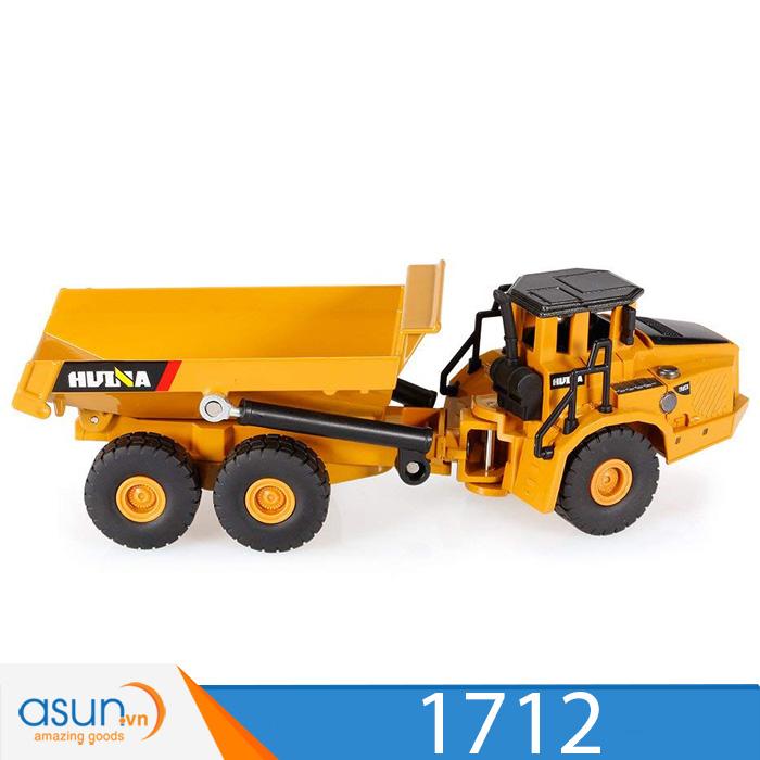 Xe Mô Hình  Bằng Sắt Huina Toys HN1712 1:50