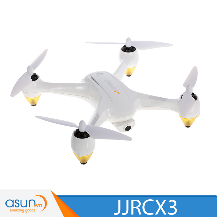 Máy Bay Điều Khiển Từ Xa JJRC JJPRO X3 Hax GPS Wifi Camera 1080P