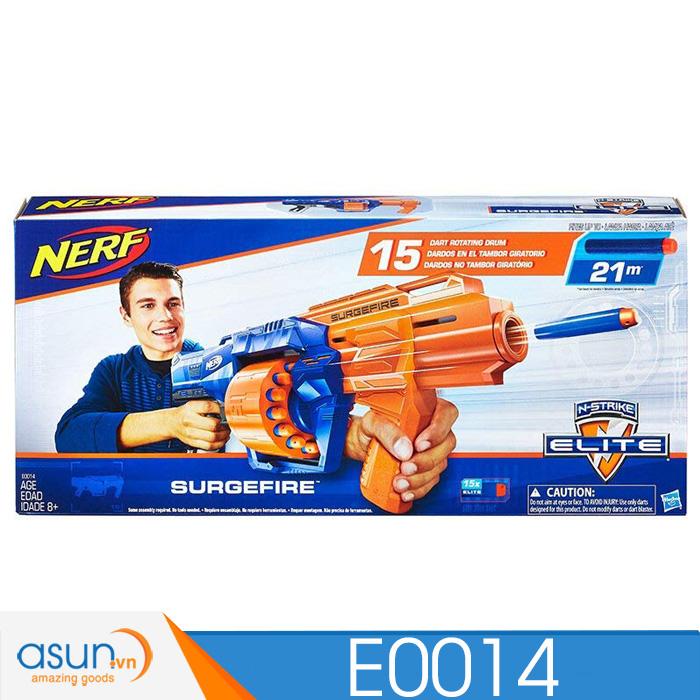 Súng NERF SURGEFIRE ELITE N-STRIKE E0014