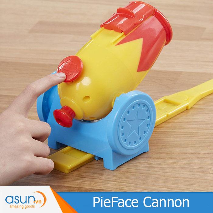 Trò Chơi Bắn Kem PieFace Cannon