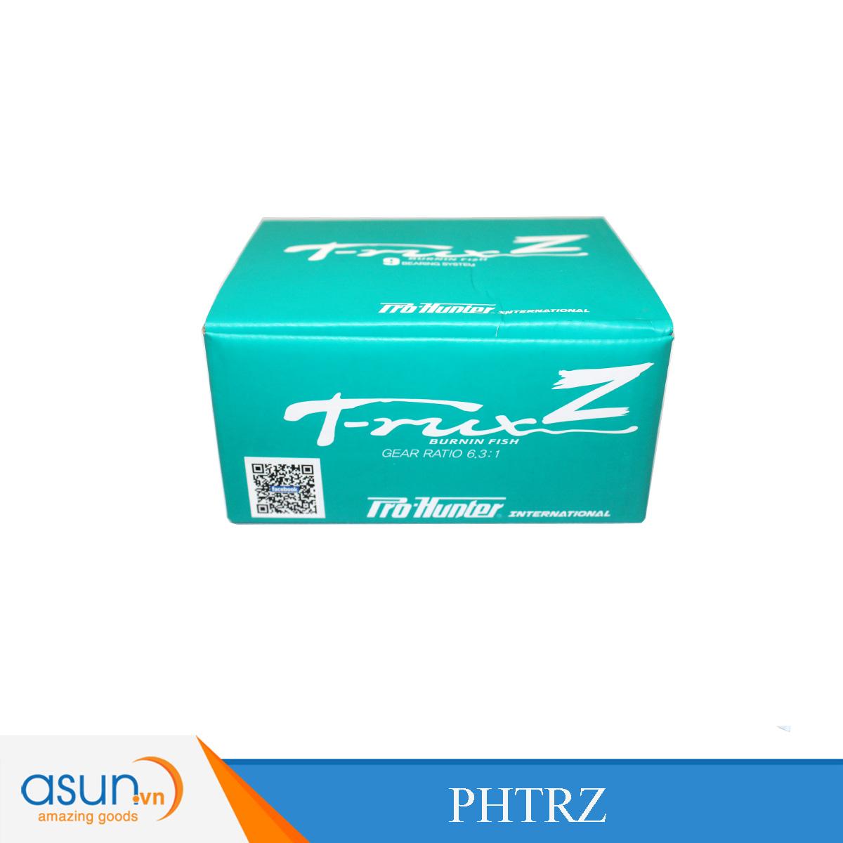 Máy Câu Ngang Pro Hunter Trux Series Z - Máy Câu Đài Loan Chính Hãng