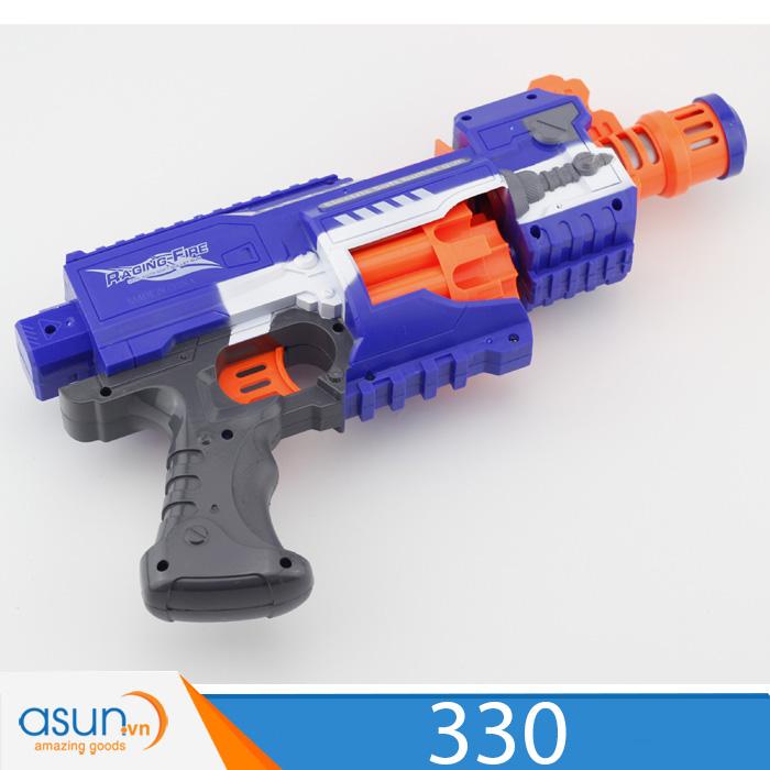 Súng Bắn Đạn Xốp Soft Gun 330