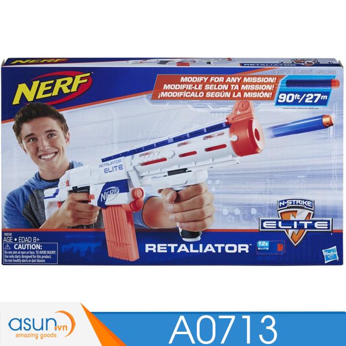Súng NERF RETALIATOR  N-STRIKE A0713