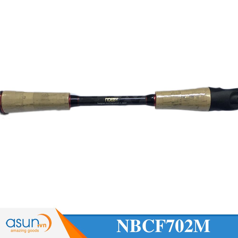 Cần Câu Máy Ngang Noeby Leisure K6 2m1 NBBCF702M - Chính hãng