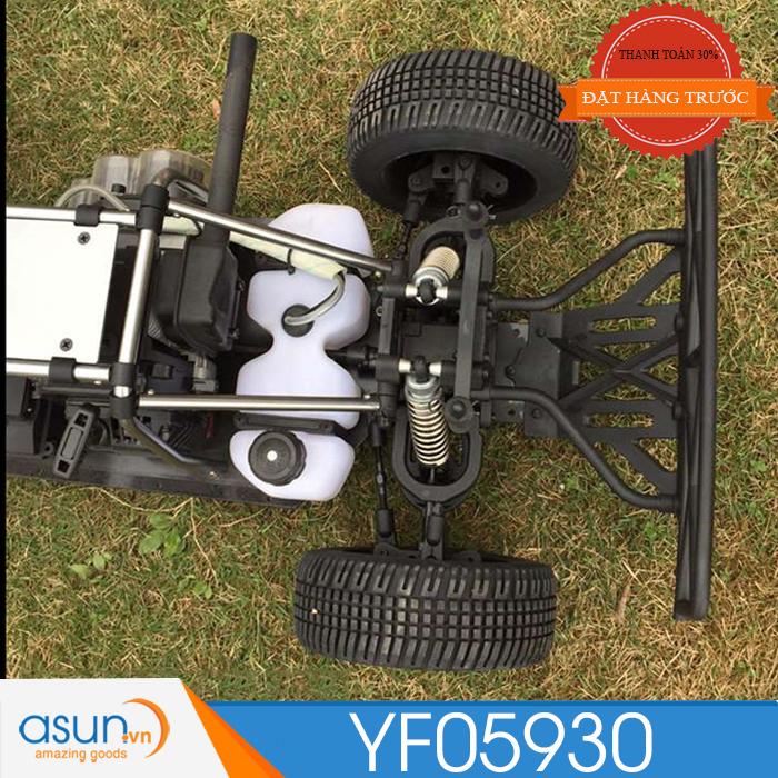 HÀNG ĐẶT TRƯỚC ComboXeA92- A95Điều Khiển Từ Xa YF05930 Máy 30cc Tỉ Lệ 1:5 90-100km