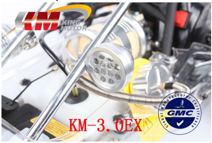 ĐẶT HÀNG TRƯỚCCombo Xe Xăng A92- A95Điều Khiển KM 2.0 EX Bạc Nhôm Phiên Bản Đặc Biệt (REV 30.5cc 4 bolt)
