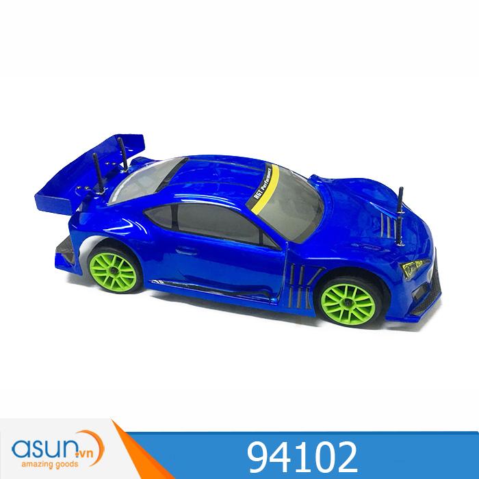 Xe Xăng Nitro Điều Khiển HSP 1:10 94102 On Road 4WD