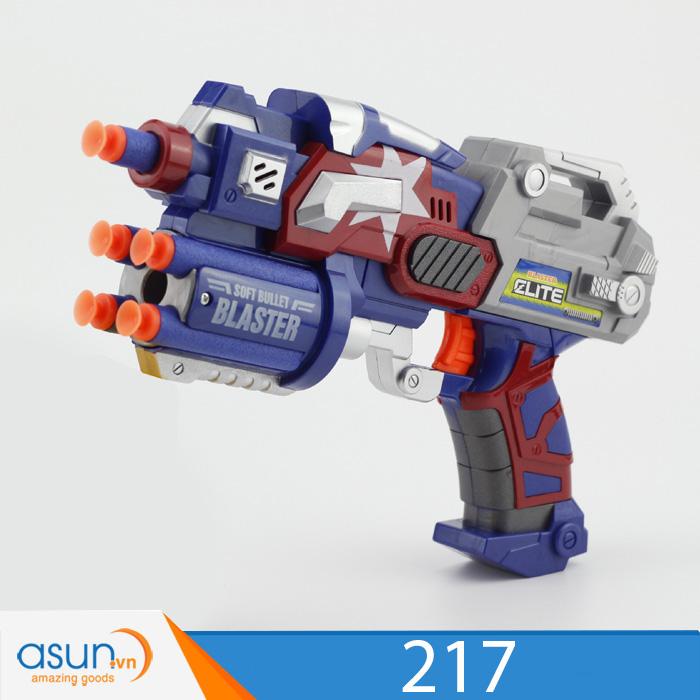 Súng Bắn Đạn Xốp Soft Gun 217