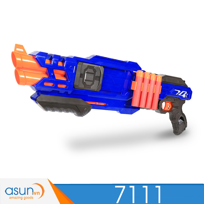 Súng Bắn Đạn Xốp Soft Gun Blaze Storm 7111