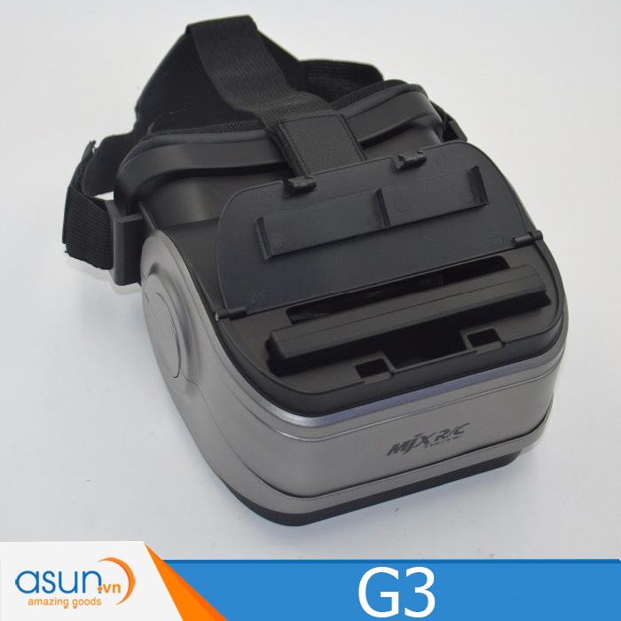 Kính Hộp MJX G3 VR Goggles 5.8 FPV cho MJX D43 FPV Receiver Monitor
