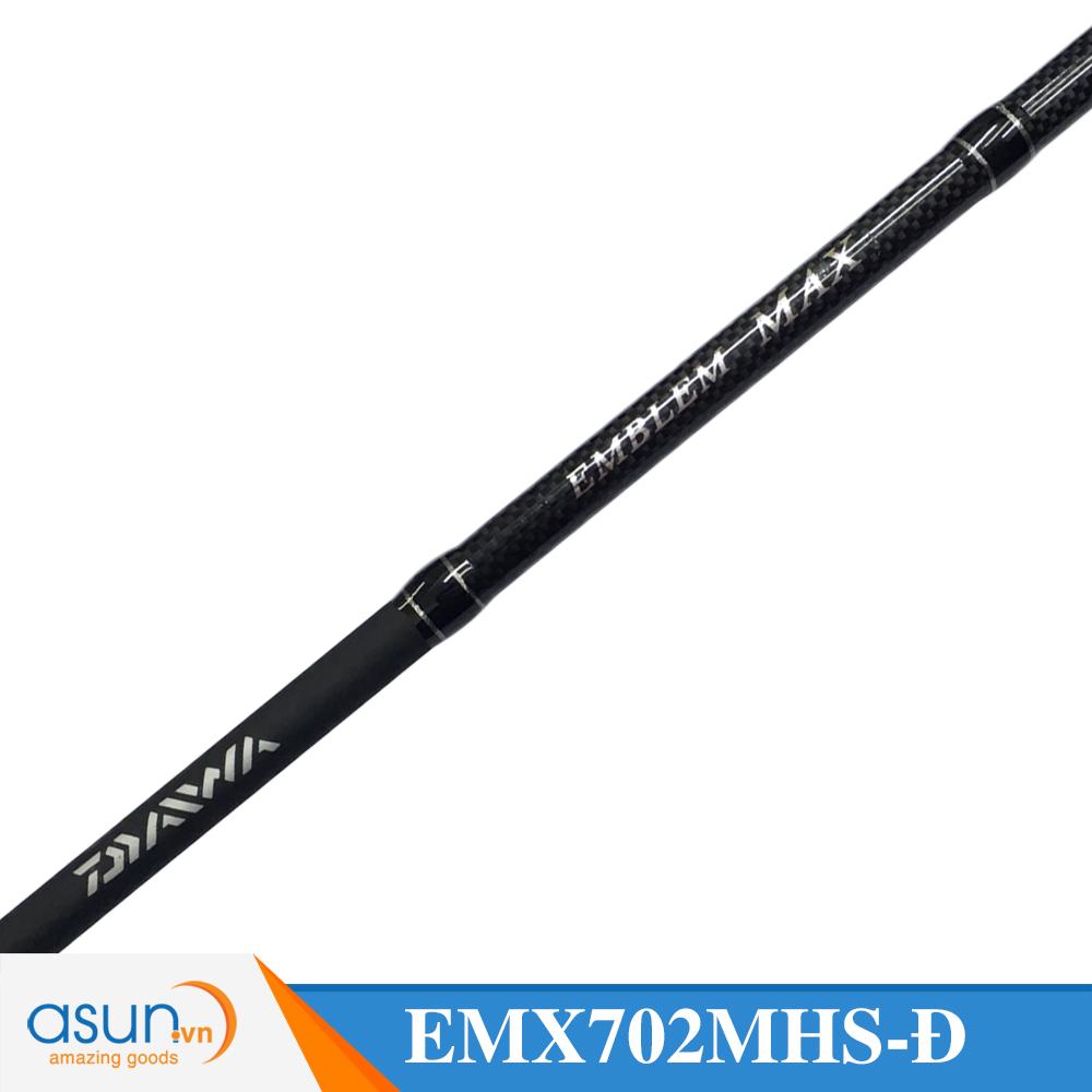 Cần Câu Máy Đứng Hai Khúc Daiwa Emblem Max Lure 2m1- Cần Câu Cá Loại Tốt