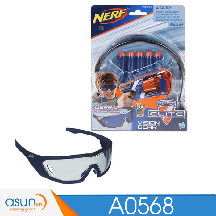 Kính Bảo Vệ Mắt Và Đạn VISION GEAR ELITE N-STRIKE A5068