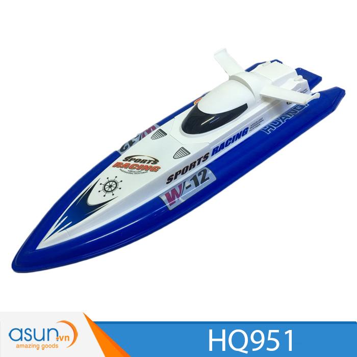 Tàu Cano Điều Khiển Từ Xa Huanqi 951