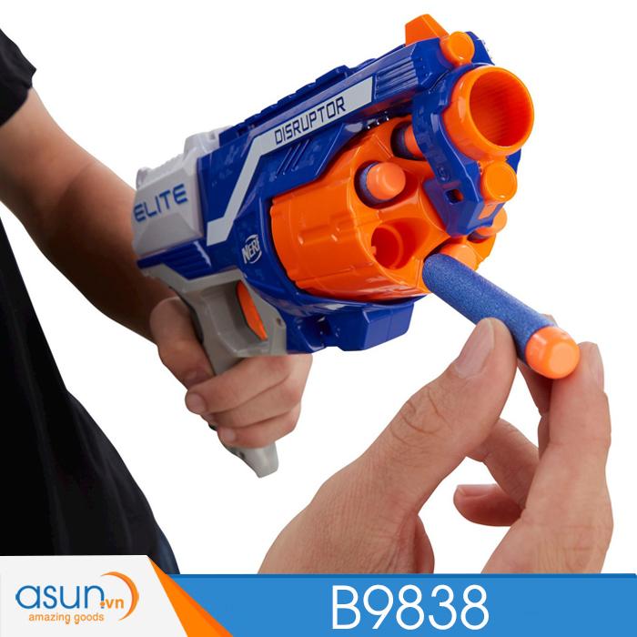 Súng NERF DISRUPTOR N-STRIKE B9838