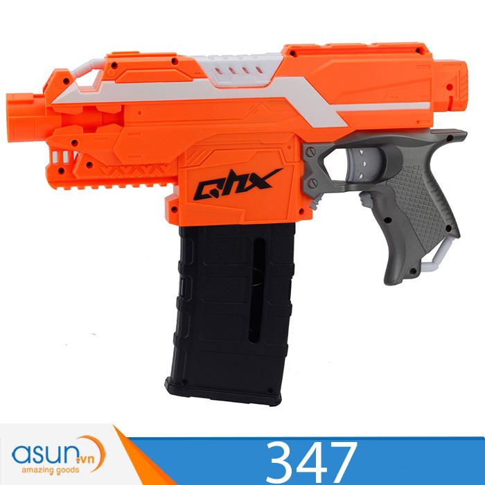 Súng Bắn Đạn Xốp Soft Gun 347