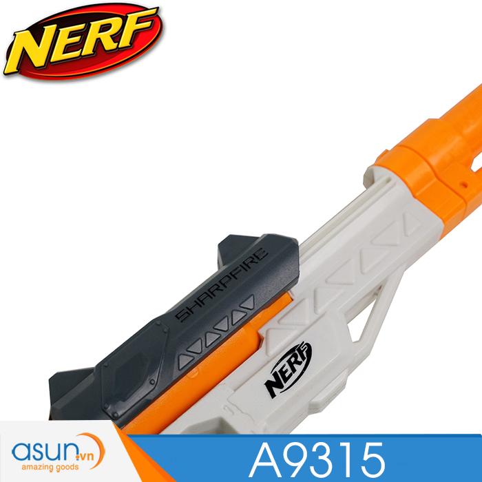Súng NERF  SHARPFIRE N-STRIKE A9315