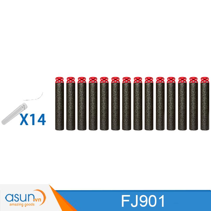 Súng Bắn Đạn Xốp Soft Bullet Gun FJ901