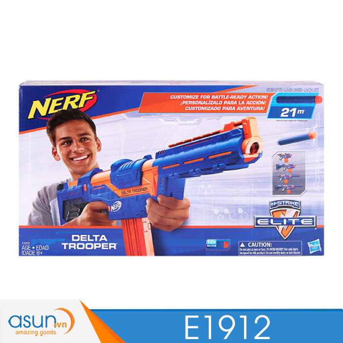 Súng NERF DELTA TROOPER ELITE N-STRIKE E1912