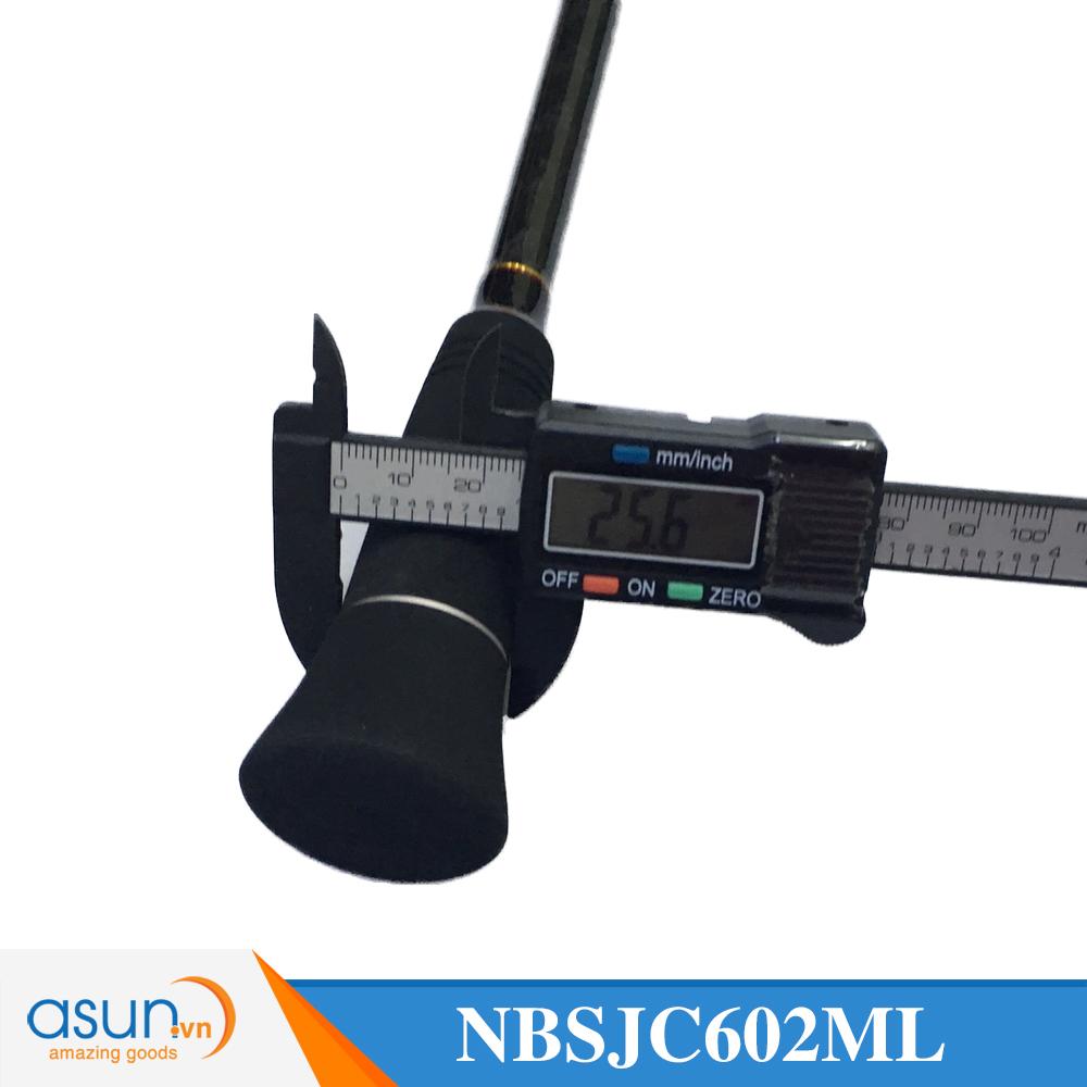 Cần Câu Máy Ngang Noeby Leisure Slow Jigging 1m8 - NBSJC602ML - Chính Hãng