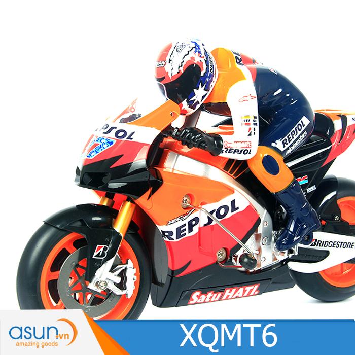 Xe Mô Tô điều khiển XQMT6