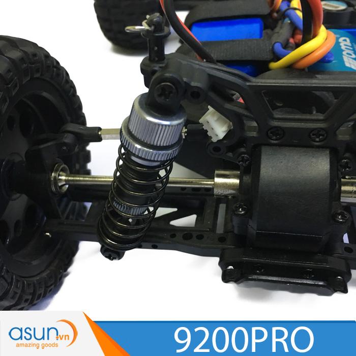 Xe Điều Khiển Từ Xa Off Road PXtoys 9200 Pro RC Truck 90km Motor Brushless